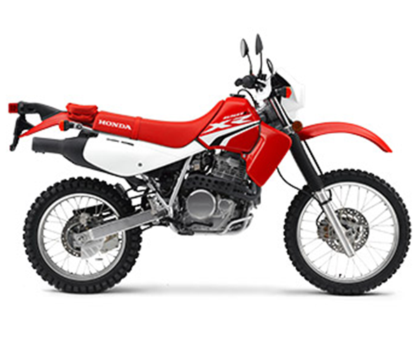 XR 650L - · Engine: 650cc· Air-Cooled· 52 MPG· 5-Speed Transmission· Colors: RedRequest Parts>Request Service>