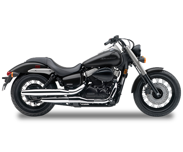 Shadow - · Engine: 750cc· V-Twin· Fuel Injection· 5-Speed Transmission· Colors: BlackRequest Parts>Request Service>
