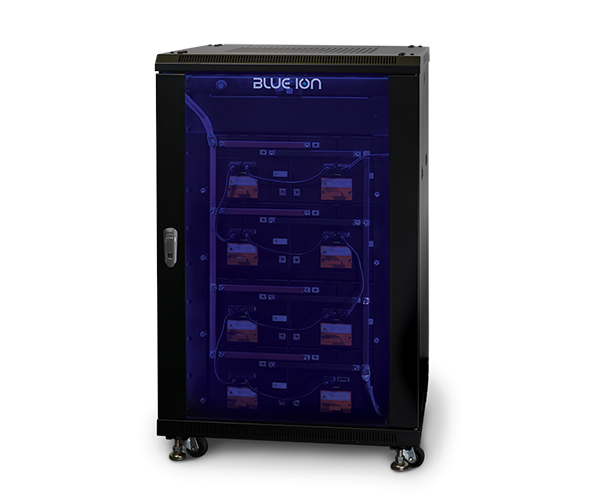 Blue Ion - · Super High Performance· Rapid Charge· 100% Depth of Discharge· 8,000 Cycle· Exceptional Durability Download PDF>