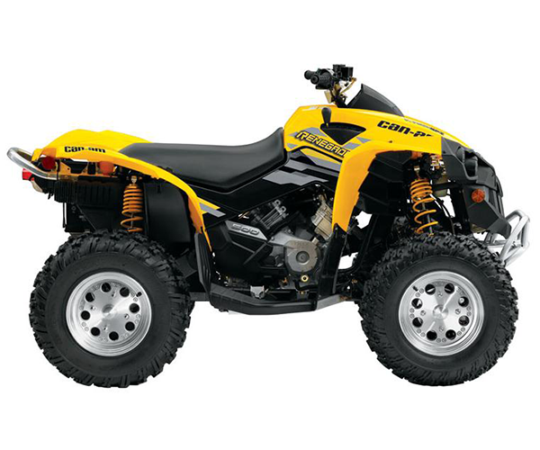 Can-Am Renegade - · Engine: 800cc· Year: 2009· Item #: Imp-1202Request Parts>Request Service>