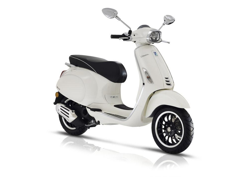 Vespa SPRINT - · Engine: 150cc· Fuel Injection· ABS· 98 MPG· 13.9 hp @ 6,000 rpmRequest Parts>Request Service>