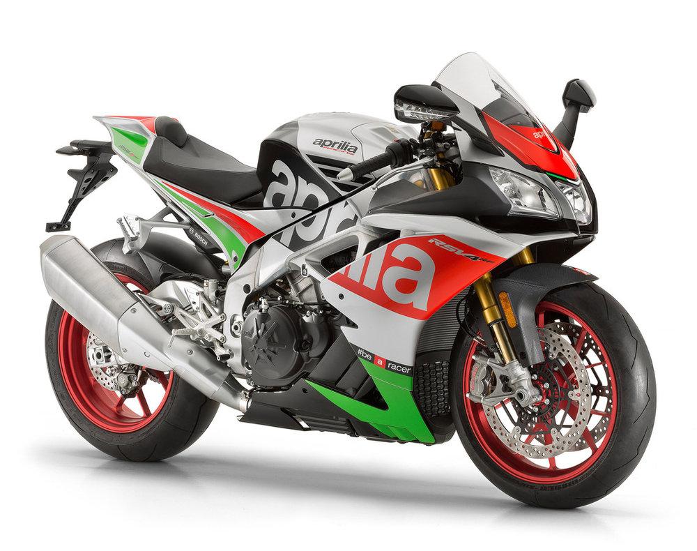 Aprilia RSV4 RR - 999cc 65° V-4 cylinder, 4-stroke201 HP at 13,000 rpmMULTIPLE ENGINE MAPST (Track), S (Sport), R (Race)
