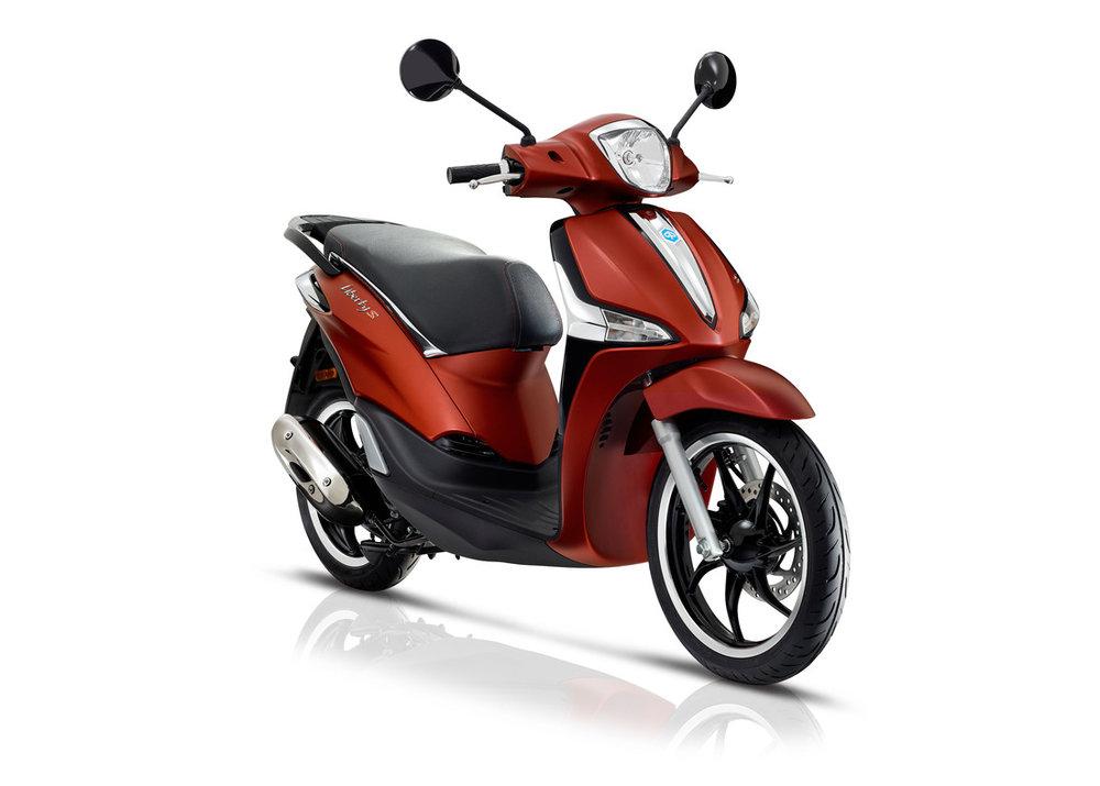 "Piaggio Liberty 150 - ABS Brakes16"" Front 14"" Rear Wheels"