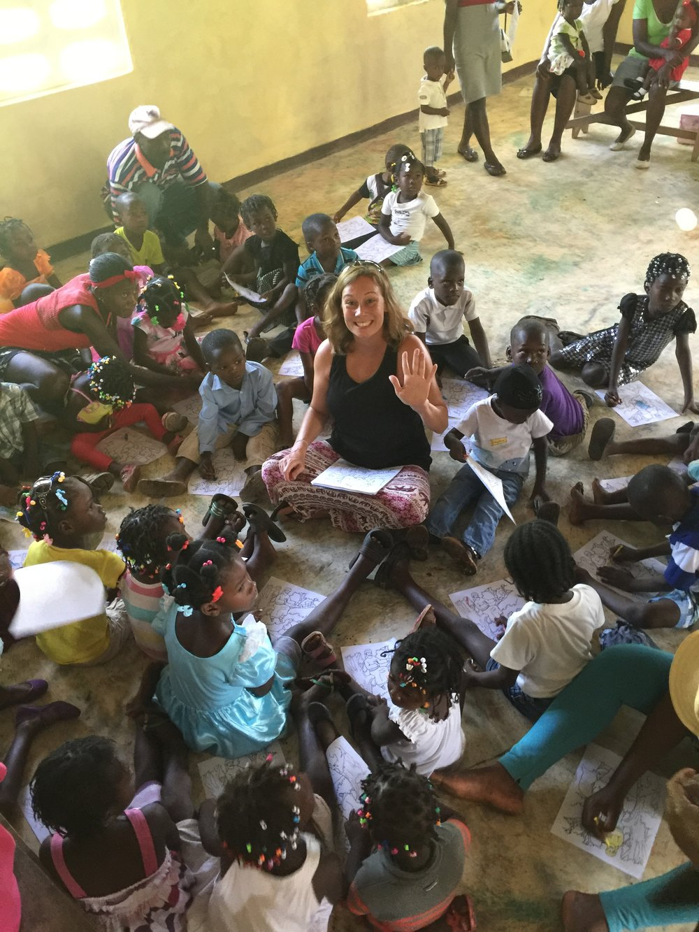 711 patients served at medical clinics, 335 children taught at VBS, 50 widows given food for a month... This was a HIGH IMPACT trip! - Click here for more Haiti highlights
