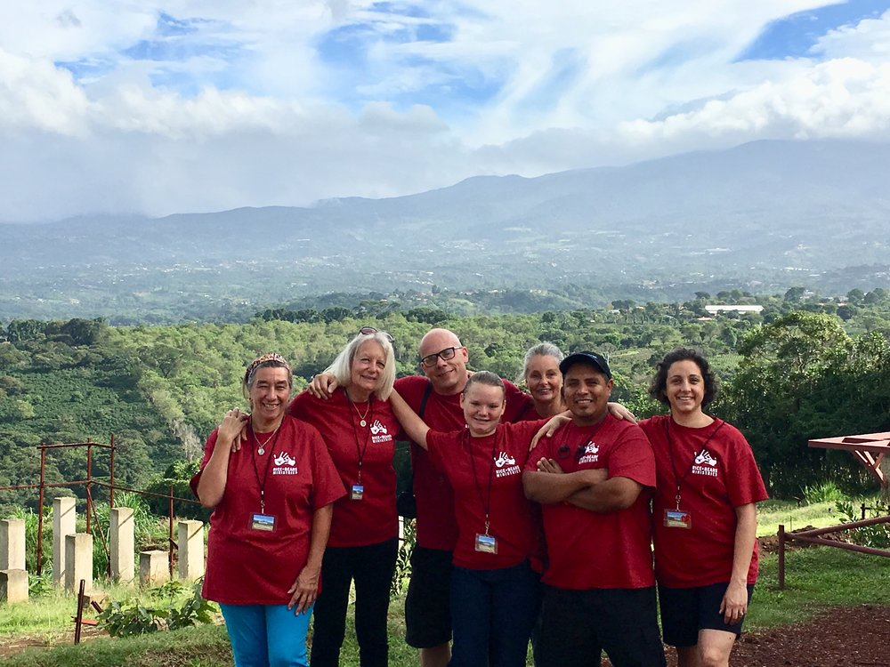 Costa Rica - Our team in Costa Rica handed out 1,200 food bags, led hundreds of kids in VBS and painted a school.To see the highlights click here: