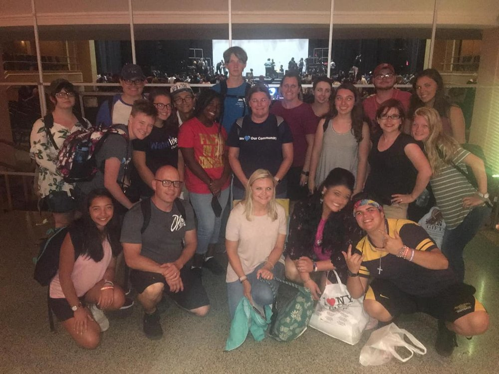 New York - Our Youth spent the week working with soup kitchens, the homeless and World Vision in Manhattan. They ended with Hillsong NYC and lots of sightseeing!To see the highlights click here