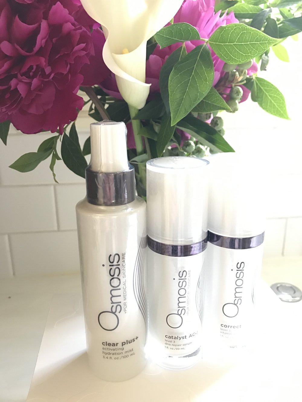 Osmosis Pure Medical Skincare