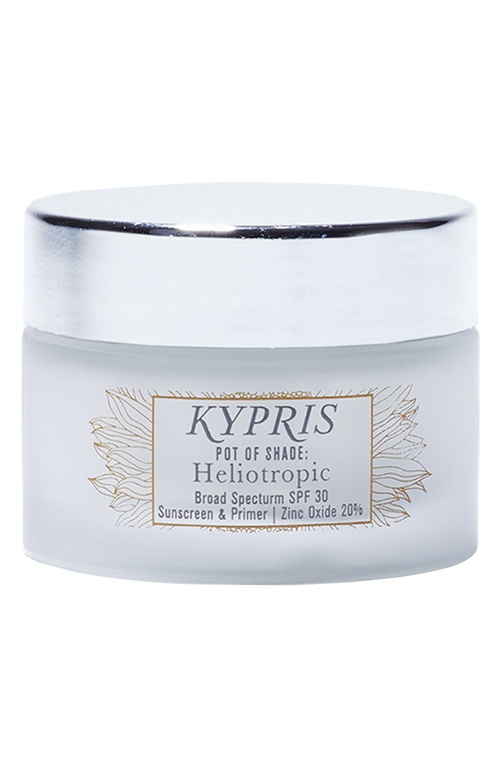 Kypris Pot of Shade:  Heliotropic Primer and Sunscreen