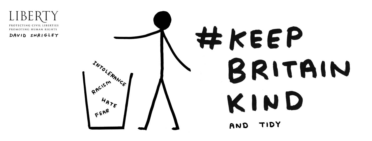 Keep Britain Kind - shop