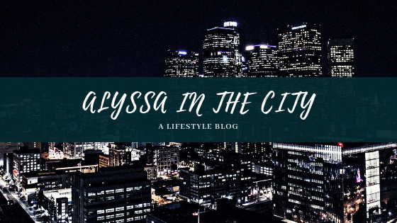 Alyssa in the City