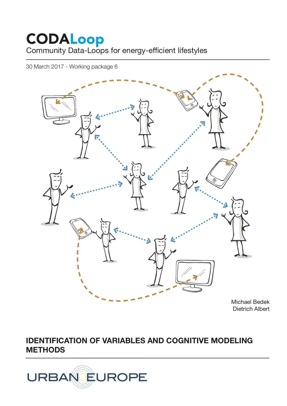 Working package 6 - Cognitive modeling (leader TU Graz)This WP specifically addresses the learning and adaptation aspect within each feedback loop. TU Graz will improve on existing mathematical models to investigate individual and community learning and apply them within the context of the other research partners.