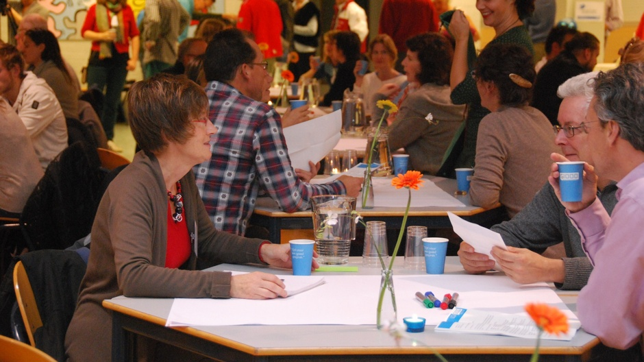 Energy-Story nights - Join us every third Thursday of the month