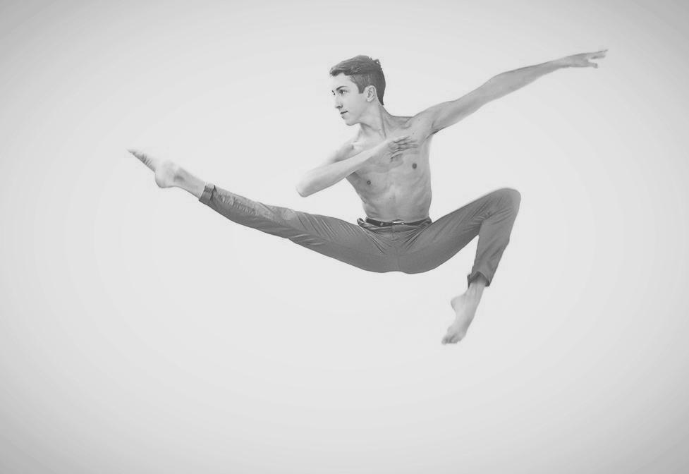Pre-Professional Dance - Ages 8+