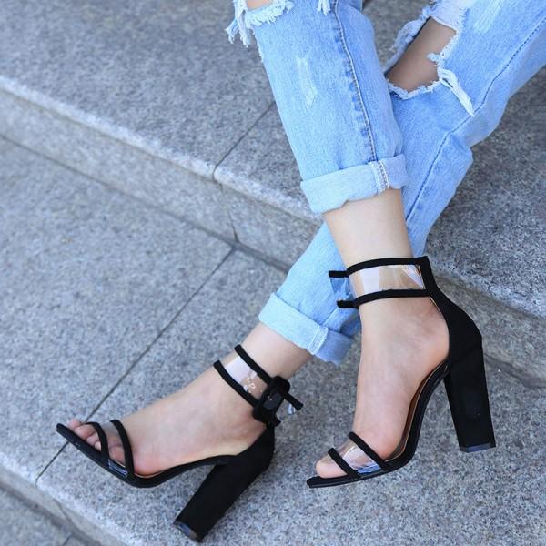 black_ankle_strap_sandals_clear_open_toe_block_heels.jpg
