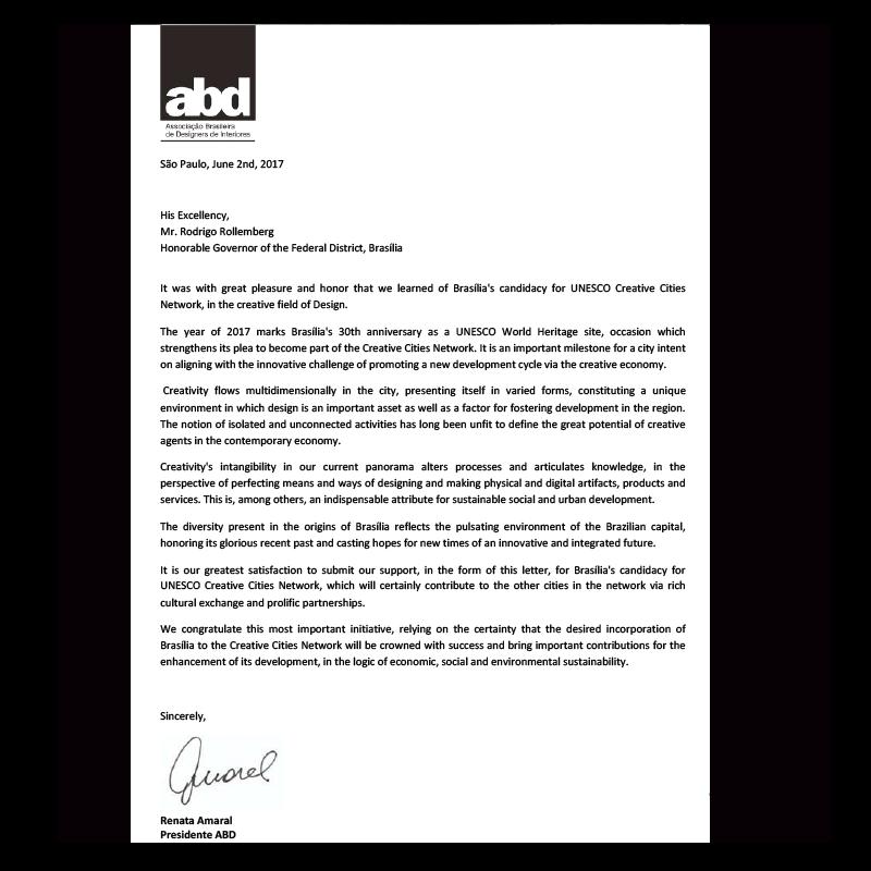 Brazilian Association of Interior Designers -  abd.org.br