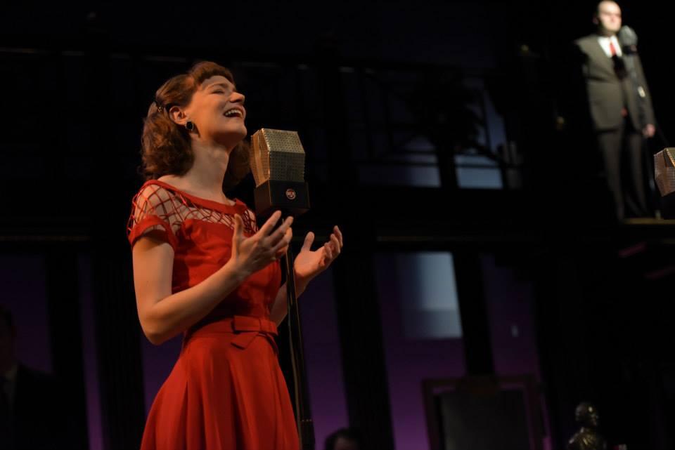Christmas Carol (A Radio Play) — Belle