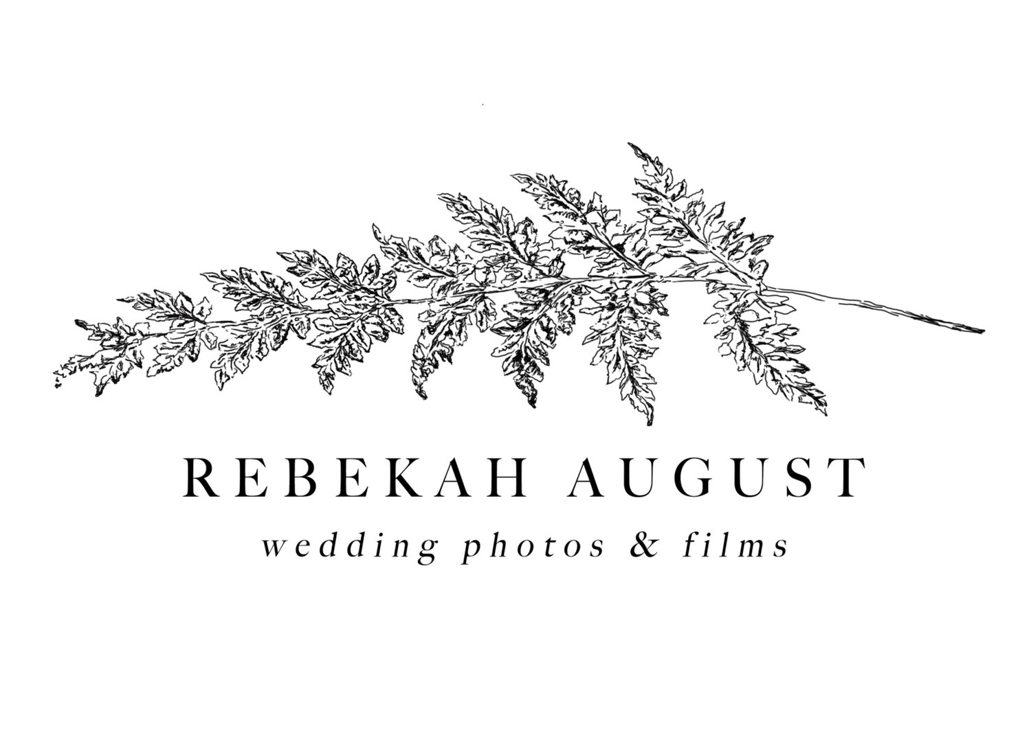 Rebekah August Wedding Photos & Films | Chilliwack Wedding Photographer and Videographer