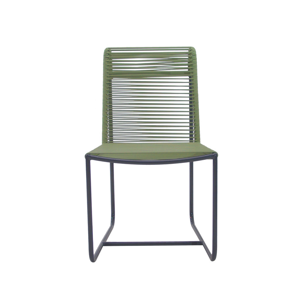 Cord Dining Chair   Sage