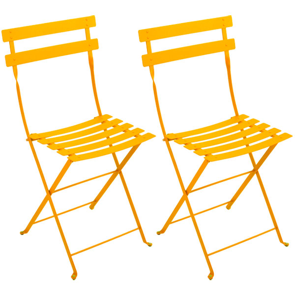 Fermob   Bistro Chair   Yellow