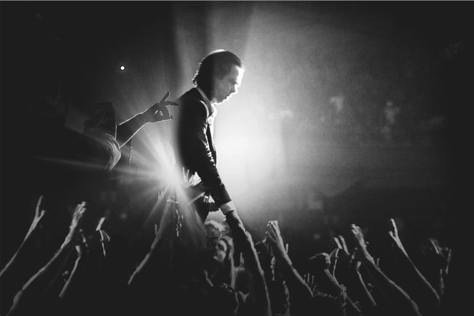 Photo courtesy of Nick Cave & The Bad Seeds.