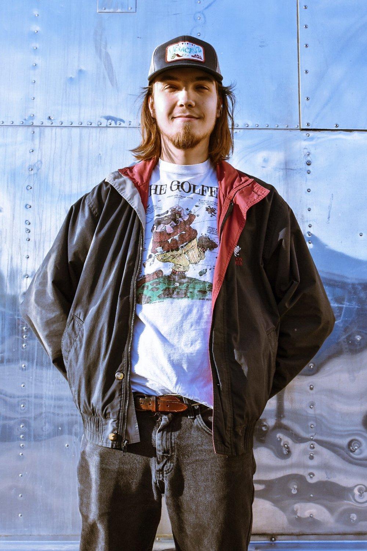 Hi, I'm Dylan Hill. - I play drums.