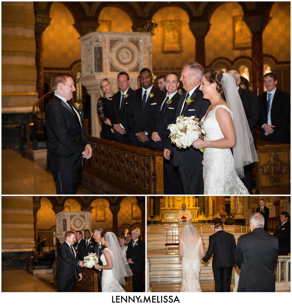Grand St Louis Wedding