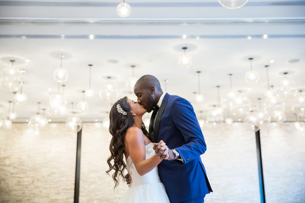 Epic Hotel Miami Wedding Photos