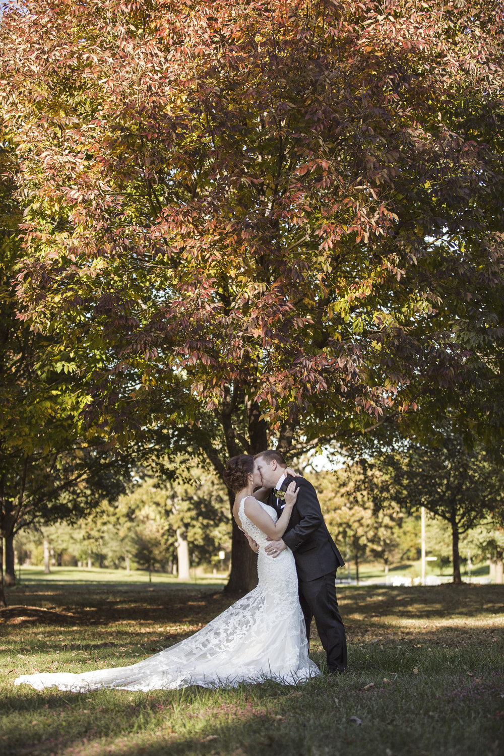 nyc fall wedding