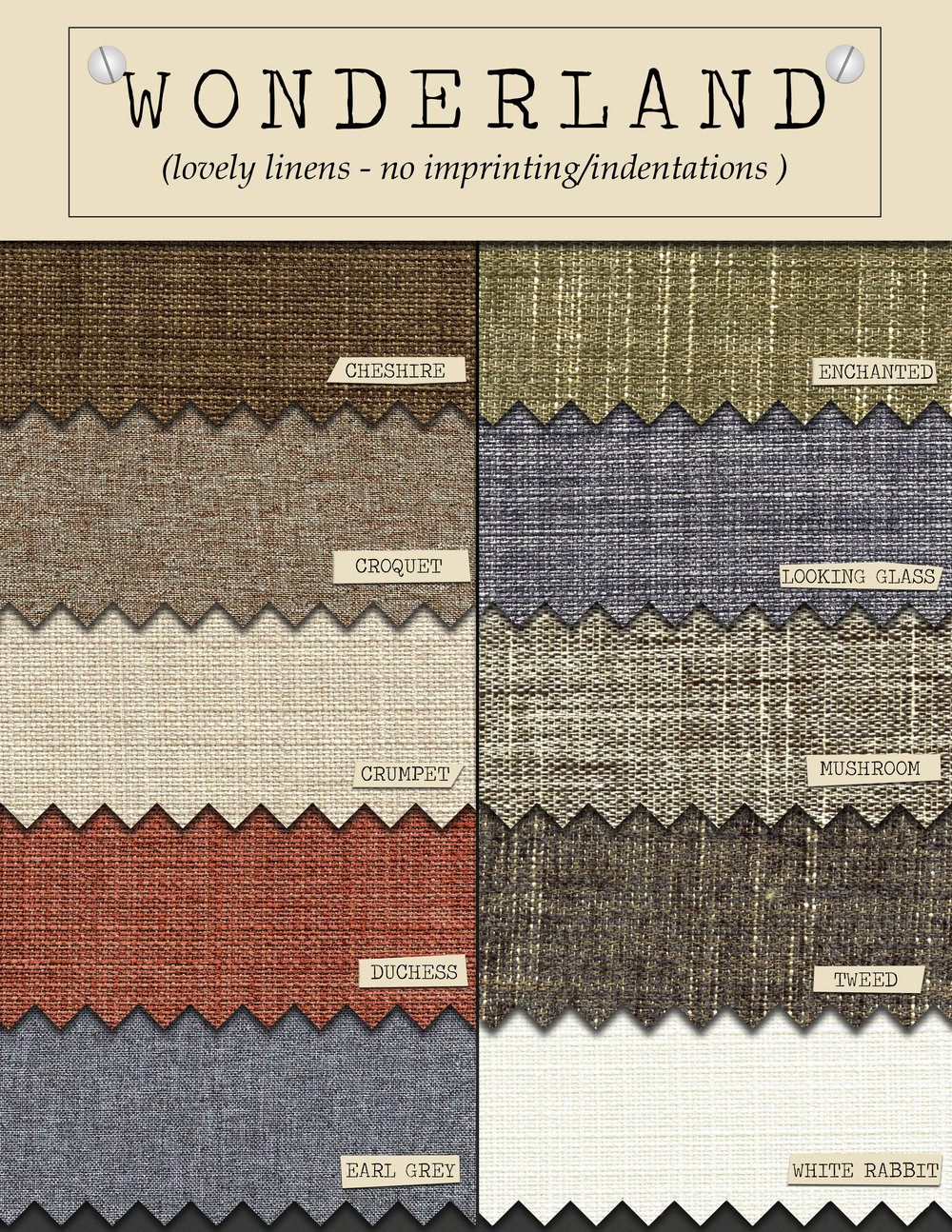 Woven Fabrics, Vegan