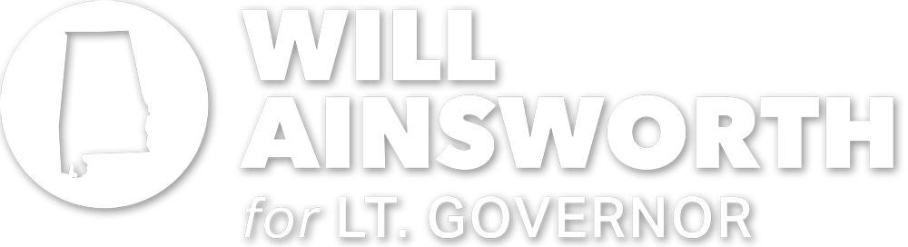 Will Ainsworth For Lt. Governor