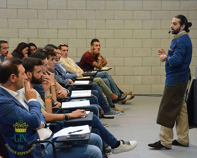 Mr. Luca Cinalli's class.