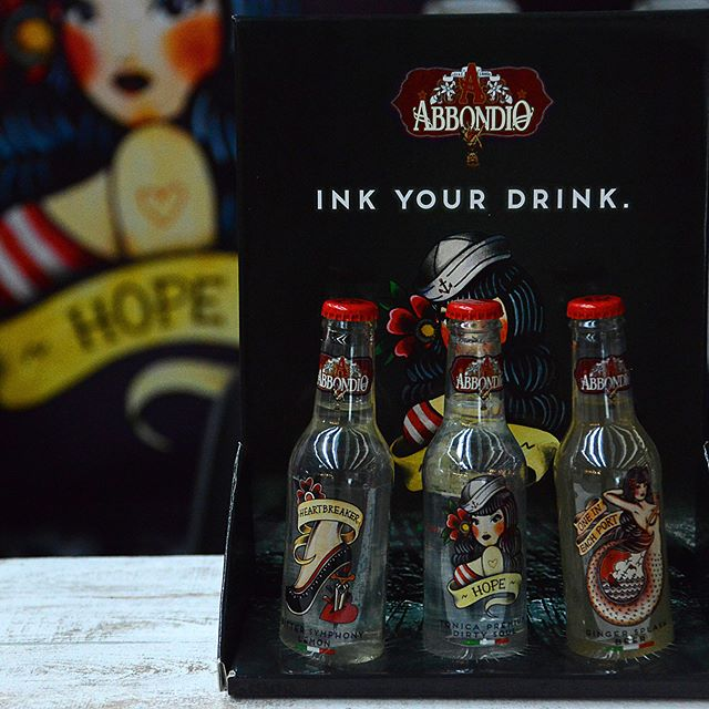 Old school bottles by @abbondio_drinks ⚓