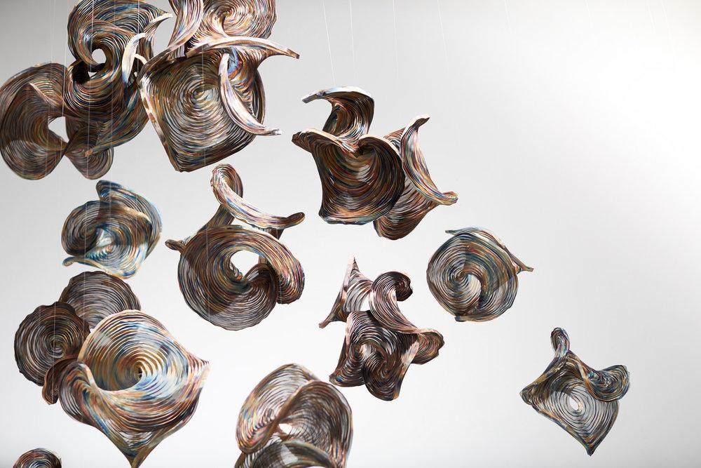 MARIANA SAMMARTINO    ART INSTALLATIONS