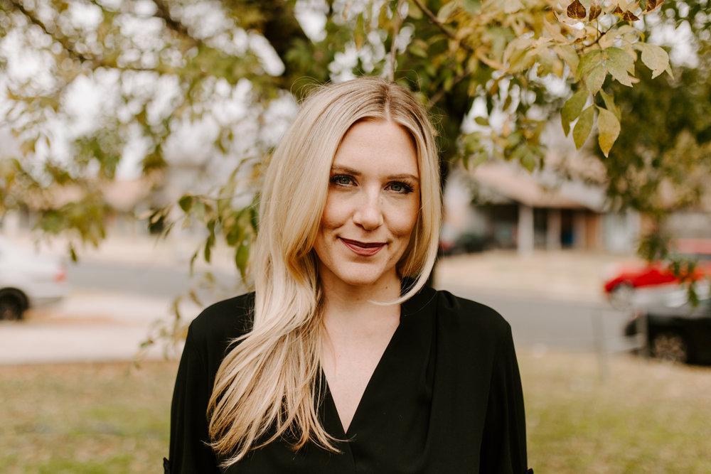 Michelle McMillan, Founder // Photo: VIIVI N MEDIA