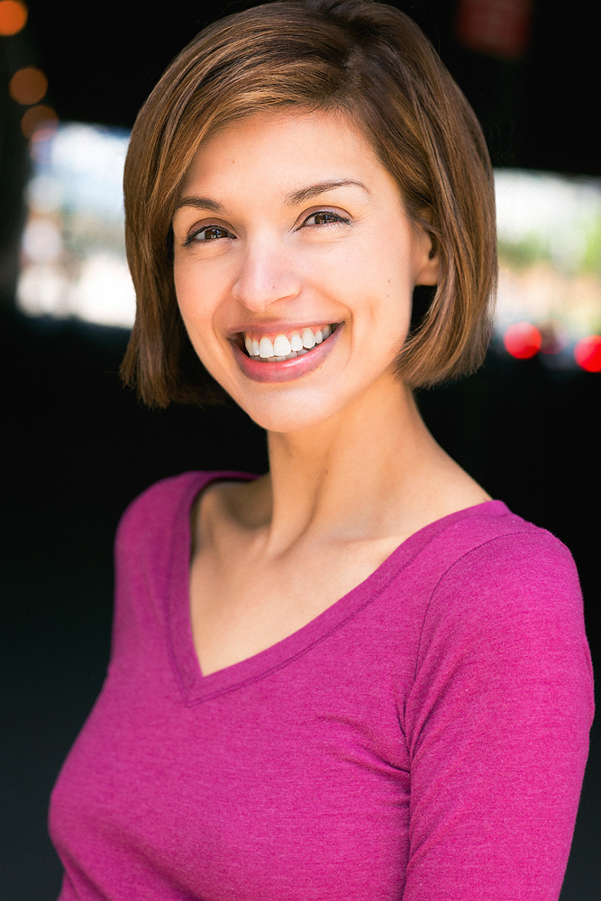Actor Headshot in NYC - Bridget