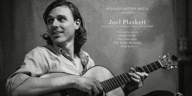 Building Better Fest II - ft. Joel Plaskett - Friday, July 6, 2018 - 6:00 PM  11:00 PM @ Life of Leisure (map)Come enjoy great Canadian music, local food & drink in support of the Chippewa Sustainable Living Project. We are building in partnership with Chief Myeengun Henry to educate, and empower the community to lead the way in sustainable living technologies, clean renewable energy, rainwater harvesting systems for better access to clean water, and local food production and composting systems.