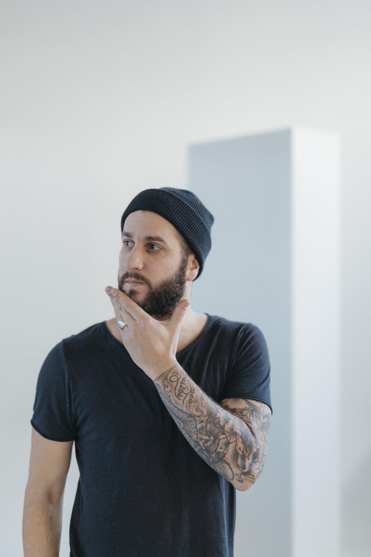 Jon Opprecht - Graphic Designer