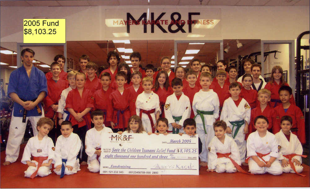 Karate Save the children 2005.jpg