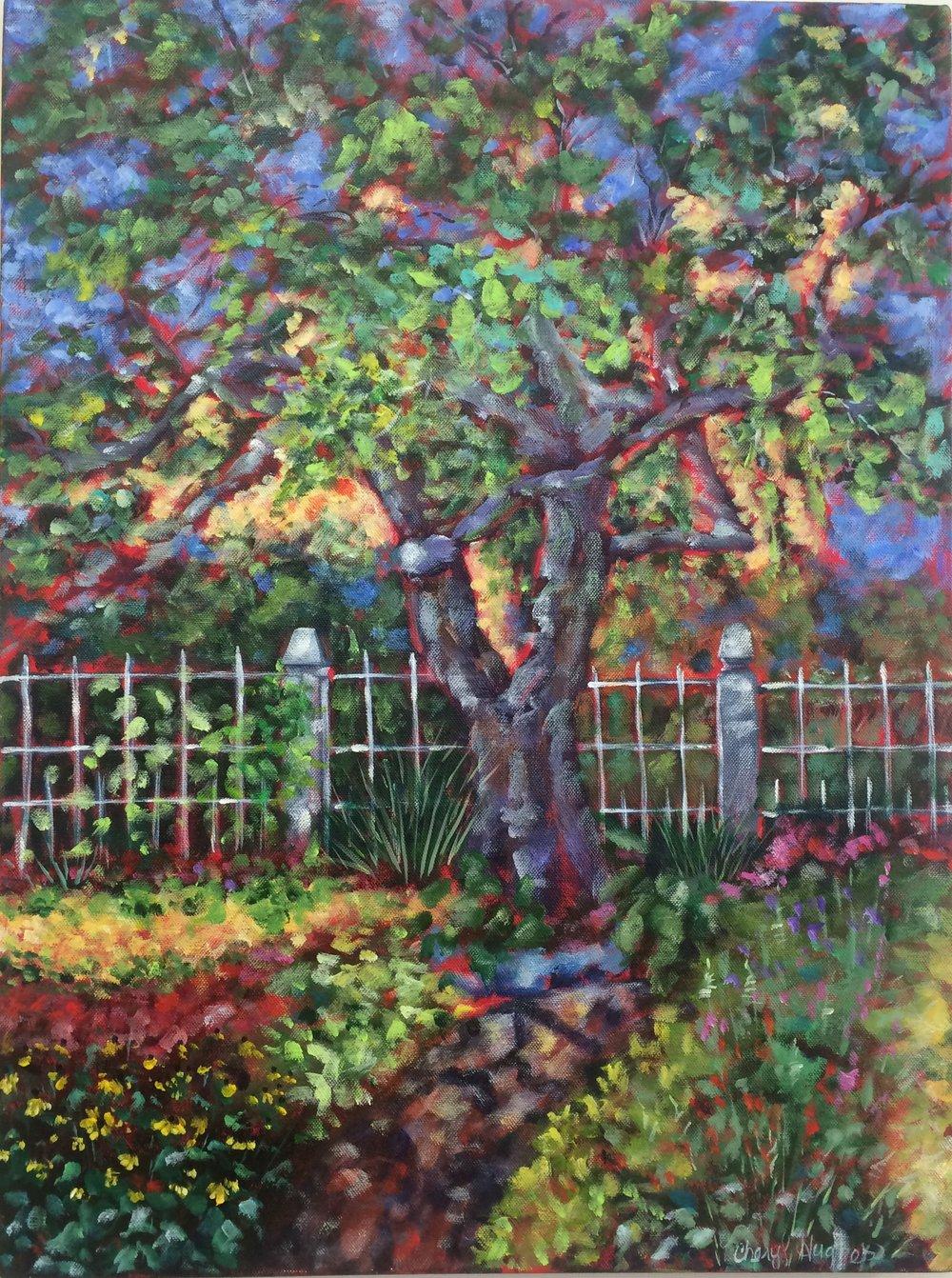 Prescott Park Wedding Tree