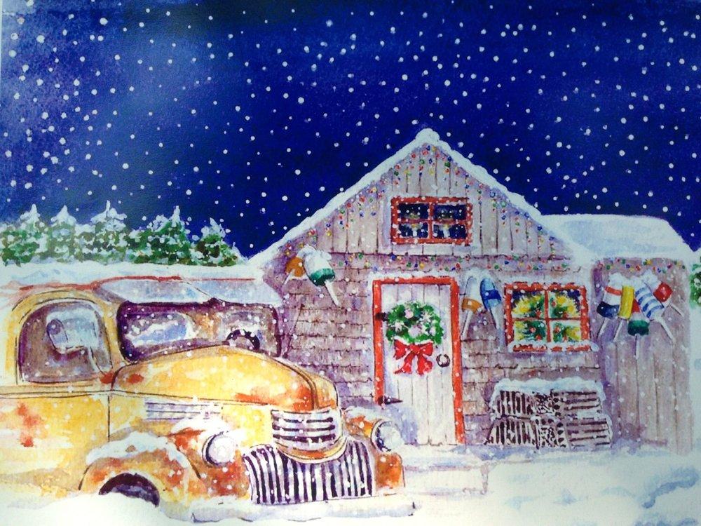 Cape Elizabeth Christmas