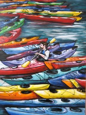 Rockport Kayak