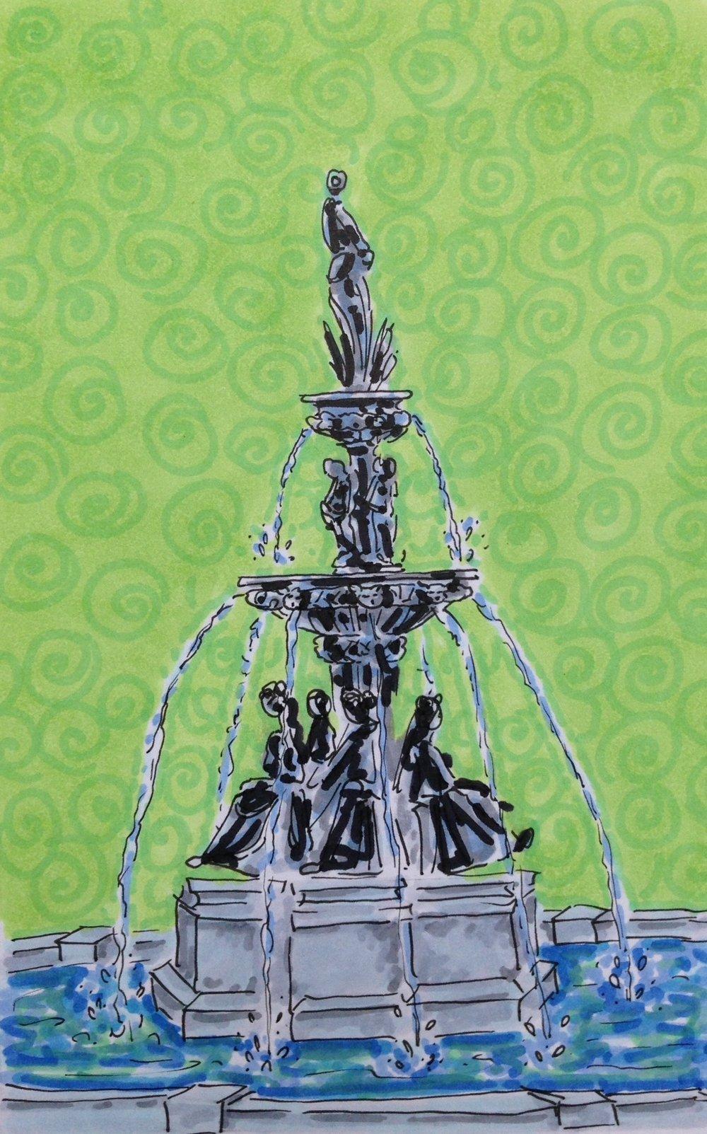 Foster Fountain