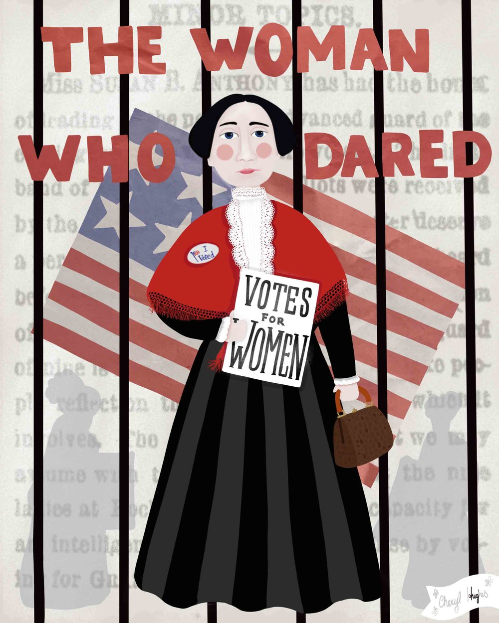 The Woman Who Dared....Susan B. Anthony