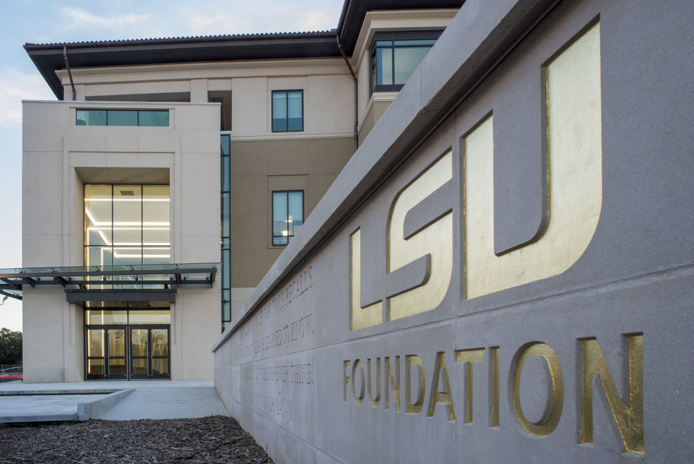 LSU FOUNDATION FOR PHILANTHROPY