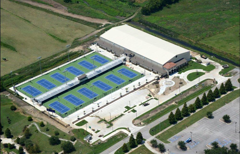 Tennis Facility - Aerial Image.JPG