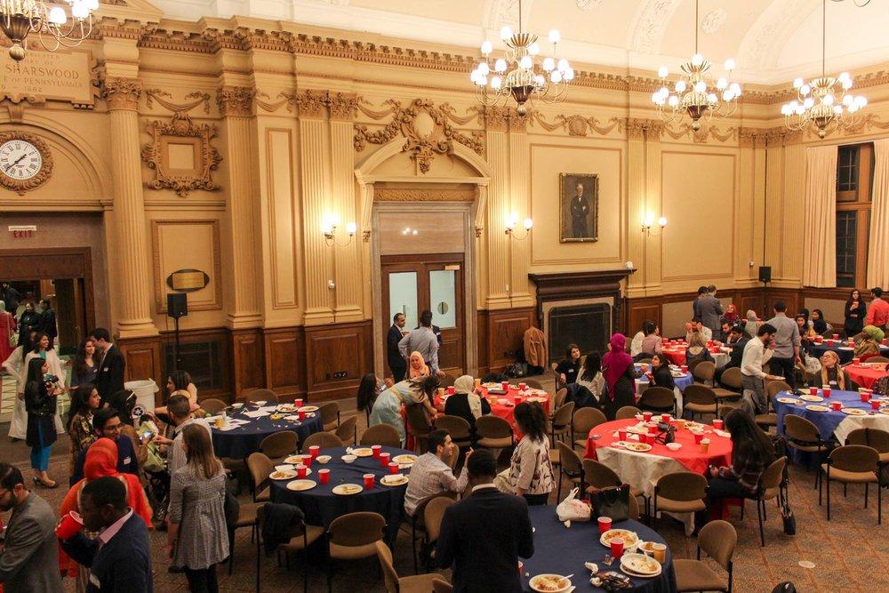 Penn MSA's 12th Annual Alumni Banquet
