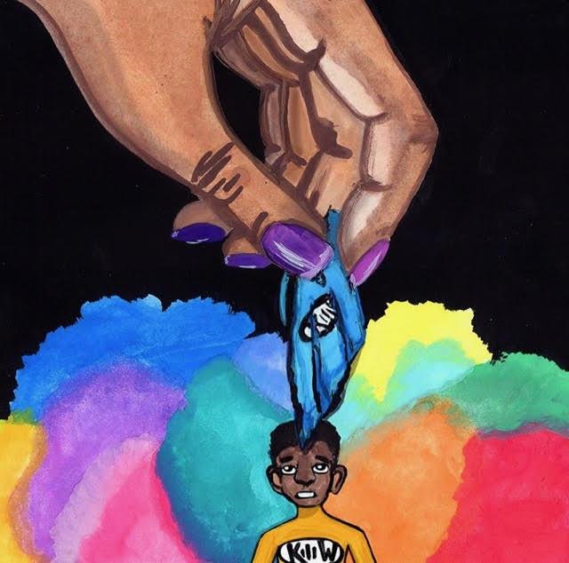 Album Artwork by  Candice Gosta
