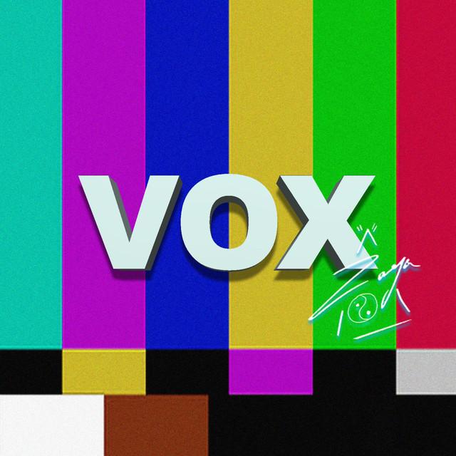 Vox By Wazo Zaya Universe               On iTunes, Spotify and Amazon