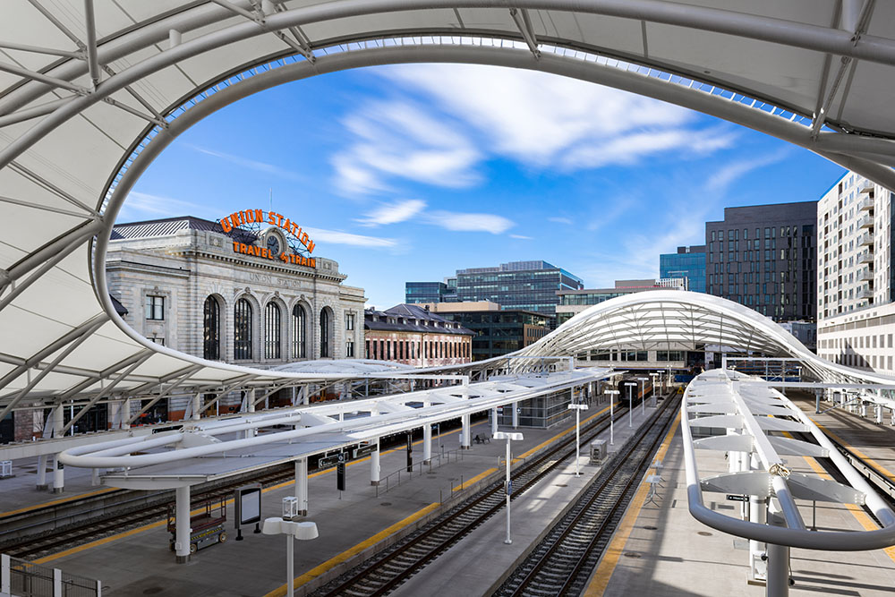 Morris Photography - Union Station Denver