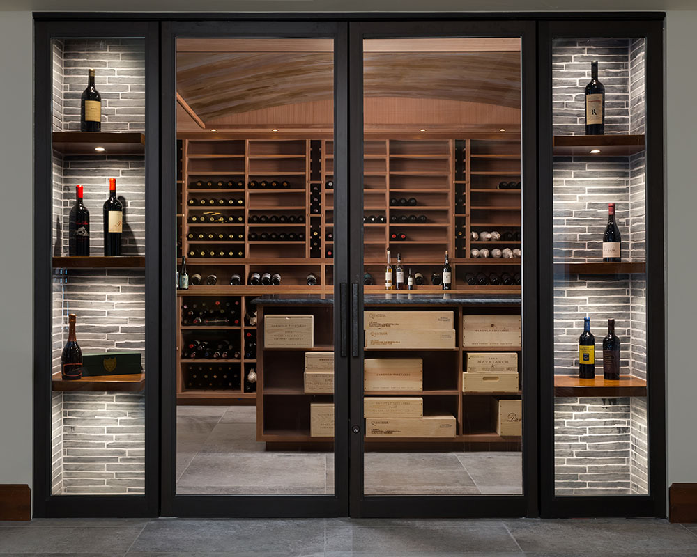 Morris Photography - Wine Room